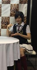 NMB48 「Don't look back!」(劇場盤)なんば式写メ会 りりぽん