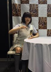 NMB48 「Don't look back!」(劇場盤)なんば式写メ会 まおきゅん