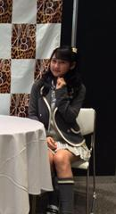 NMB48 「Must be now」(劇場盤)なんば式写メ会 なっつ