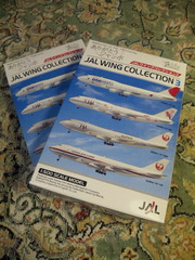 JAL WING COLLECTION 3