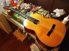 YAMAHA Dynamic Guitar No,15