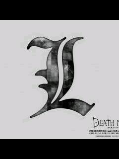 DEATH NOTE*L