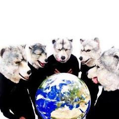 MAN WITH A MISSION 『MASH UP THE WORLD』(2012年)