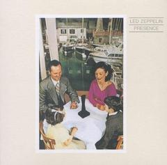 Led Zeppelin 『Presence』(1976年)