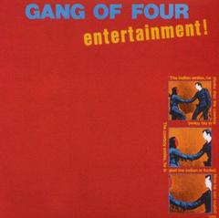 Gang of Four 『Entertainment!』(1979年)