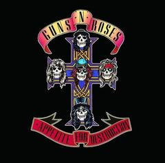 Guns N' Roses 『Appetite for Destruction』(1987年)