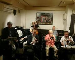 The Traditional Jazzmen ライヴ