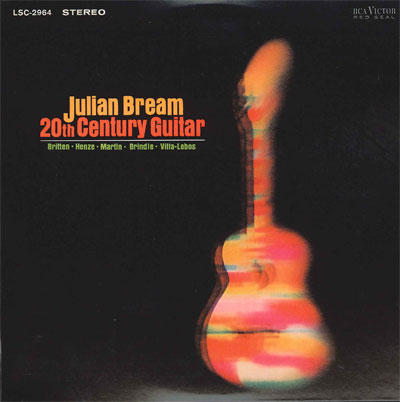 【CD6:20th Century Guitar】