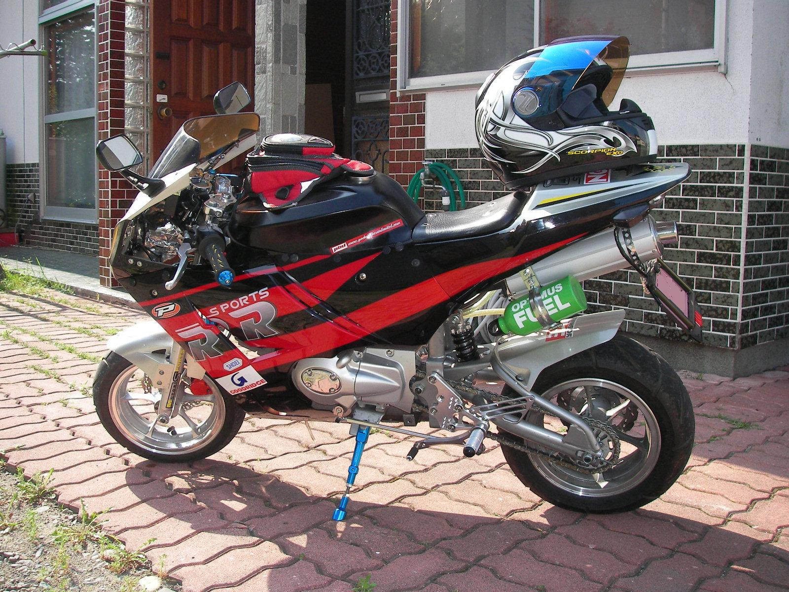 My x18custom from japan pocket bike forum mini bikes publicscrutiny Images