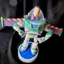 """Toy Story """"BUZZ""""  <Paper Crafto>"""