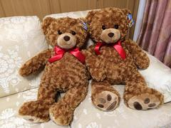 可愛いBig teddy bear