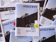 "T19 FUN MAGAZINE ""NOODLE MAPS"" vol.2"