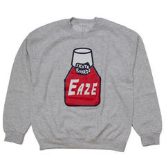 EAZE STORE CREW SWEAT,SNAP BACKが入荷しました。