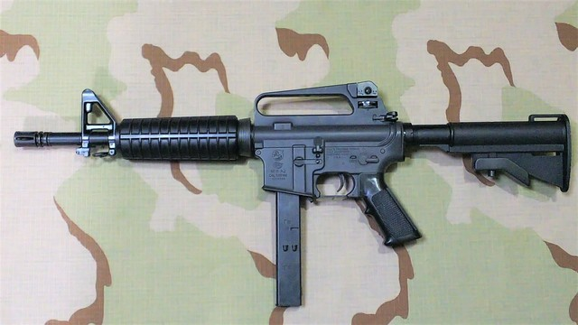 M733 9mm化 1