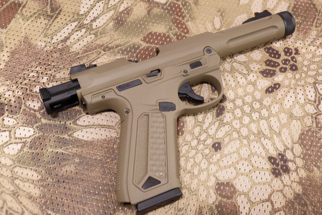 Action Army アサシン FDE