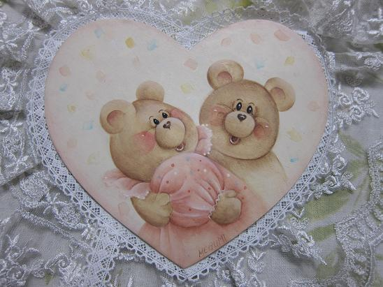 Sweet Heart Bears