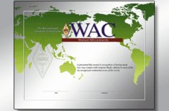 WAC was completed.