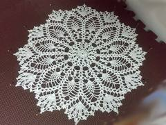 A Year of Doilies, Book 5 よりMarchのドイリー