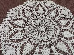 A Year of Doilies, Book 5より4月のドイリー