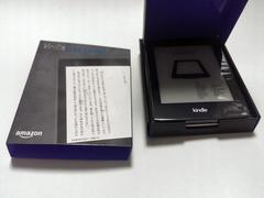 Kindle Paperwhite 届く