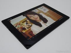 SONY 「Xperia Tablet Z (SGP311JP/B)」 レポート2 本体編