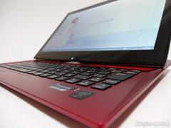 SONY 「VAIO Duo 13 | red edition」 レポート2 本体編