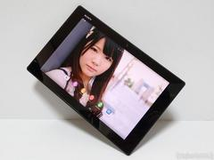 SONY 「Xperia Z2 Tablet」 (SGP511JP) レポート1 開封編