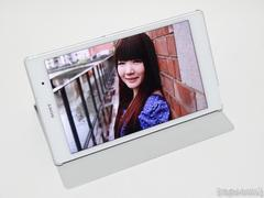 SONY 「Xperia Z3 Tablet Compact」 レポート3 アクセサリー編