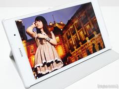 SONY 「Xperia Z3 Tablet Compact」 レポート4 比較編