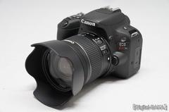 Canon 「EOS Kiss X9」(EF-S18-55 IS STM レンズキット)ミニレビュー
