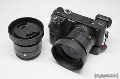 SIGMA 「Art 19mm F2.8 DN」 と 「Art 30mm F2.8 DN」 レビュー