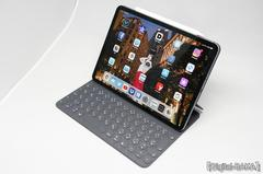 Apple 「11インチ iPad Pro用 Smart Keyboard Folio」 レポート