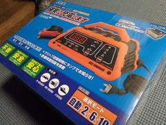 ACE CHARGER バッテリー充電器【1738】