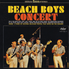 Johnny B. Goode/『Beach Boys Concert』(1964)