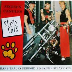 Sixteen Candles/Stray Cats(1984)/The Crests(1958)