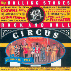 The Rolling Stones Rock and Roll Circus('68)('96)