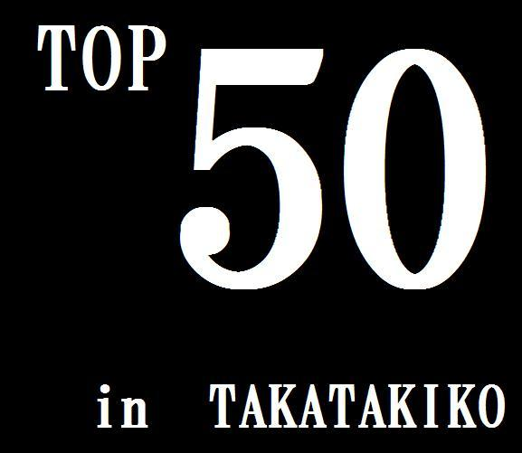 TOP50だに!!!part1