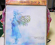 ef-a tale of memories. CD感想♪『euphoric field 』の感想です