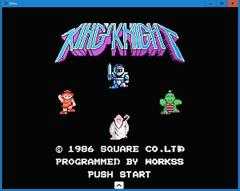 KINGs KNIGHT  (3DNES)