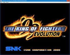 THE KING OF FIGHTERS '99  EVOLUTION  (DC)