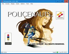 POLICENAUTS  (3DO)