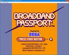 BROADBAND PASSPORT  (DC)