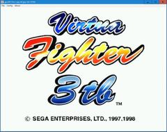 Virture Fighter 3tb  (DC)