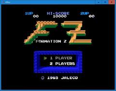 FORMATION Z  (3DNes)