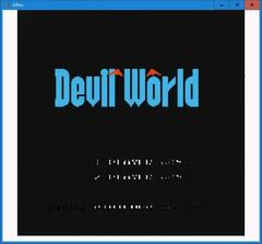 Devil World  (3DNes)