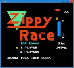 Zippy Race  (3DNes)