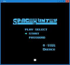 SPACEHUNTER  (3DNes)