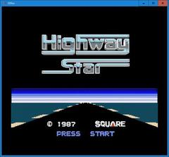 Highway Star  (3DNes)