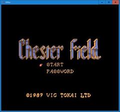 Chester Field  (3DNes)