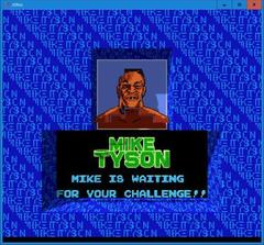 MIKE TYSON PUNCH−OUT!!  (3DNes)